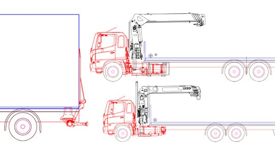 Step 3: Choose Your Additional Requirements - Tailgate, Crane, Fuel Tanks, etc